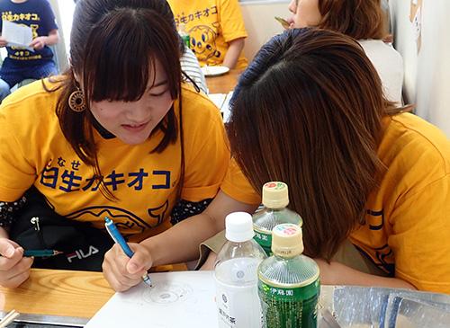 夏季新メニュー「日生海のそば」試食検討会