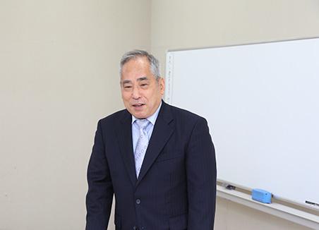 岡山商科大学・学長・井尻昭夫が山陽新聞賞(教育功労)を受賞しました。