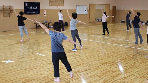 後期リフレッシュダンス教室、10月4日開始